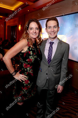 Editorial image of Sony Pictures Animation 'The Star' filmmaker dinner reception at Mastro's in Beverly Hills, CA, USA - 12 November 2017