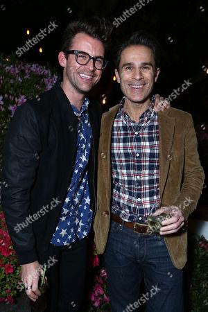 Editorial image of Brad Goreski dinner at Levi's Haus for It's a Brad Brad World, Los Angeles, USA - 19 Mar 2013