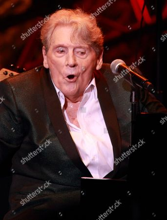 Jerry Lee Lewis performs in concert at Harrah's Resort, in Atlantic City, N.J
