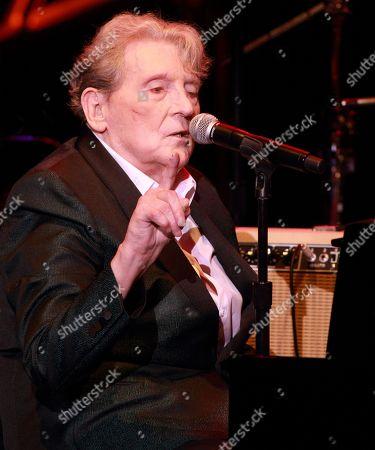 Jerry Lee Lewis performs in concert at Harrahâ?™s Resort, in Atlantic City, N.J