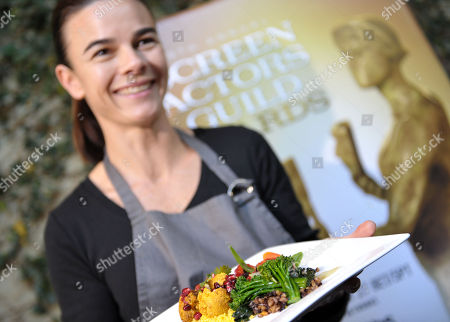 Editorial image of SAG Awards Menu Tasting, Los Angeles, USA - 16 Jan 2013