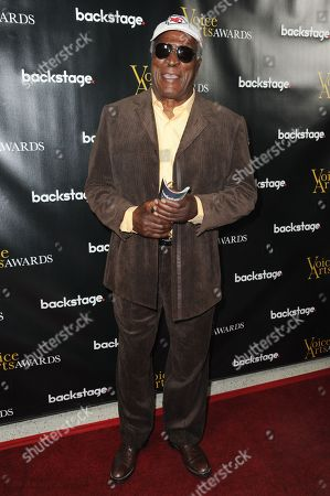 John Amos attends the 2015 Voice Arts Awards held at the Pacific Design Center, in West Hollywood, Calif