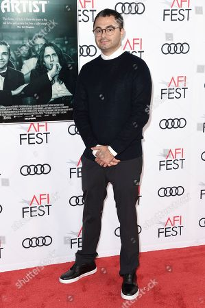 """Stock Photo of Joe Mande attends the centerpiece gala presentation of """"The Disaster Artistl"""" during the 2017 AFI Fest at the TCL Chinese Theatre, in Los Angeles"""