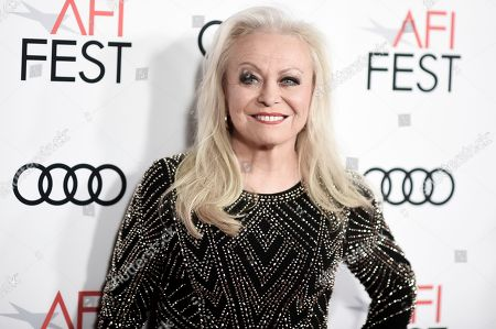 """Jackie Weaver attends the centerpiece gala presentation of """"The Disaster Artistl"""" during the 2017 AFI Fest at the TCL Chinese Theatre, in Los Angeles"""