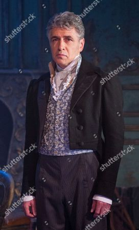 Paul Nivison as Adult Pip, performs a scene from the Great Expectations, during a theatre photo call at the Vaudeville Theatre, central London, . Based on the novel of the same name by Charles Dickens, the stage adaptation by Jo Clifford runs in the West End from February