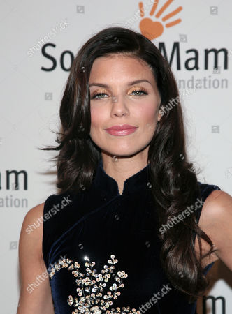 Actress AnnaLynne McCord attends the Somaly Mam Foundation Gala on in New York