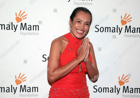 Author and human rights advocate Somaly Mam attends the Somaly Mam Foundation Gala on in New York
