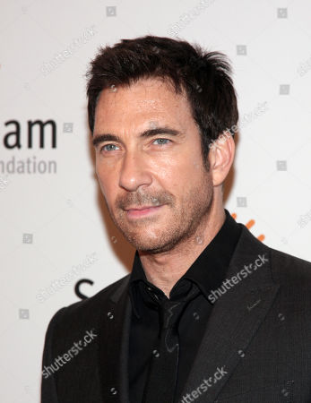 Actor Dylan McDermott attends the Somaly Mam Foundation Gala on in New York
