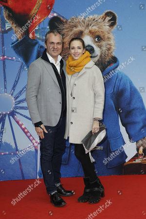 Kristin Meyer and partner Patrick Winczewski