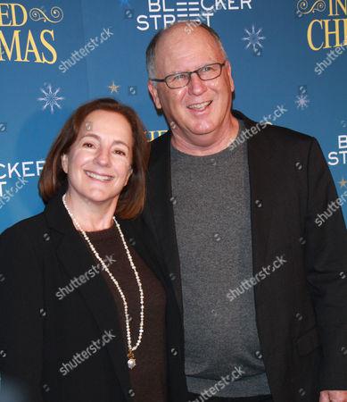 Susan Coyne, Robert Mickelson