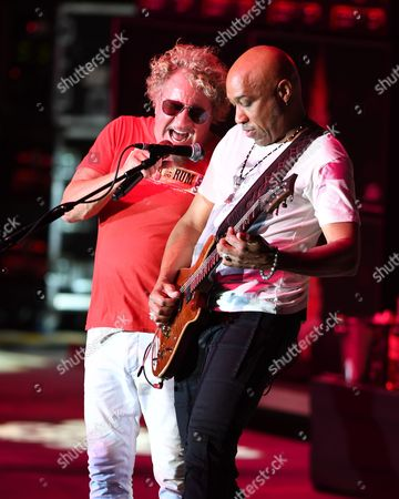 Sammy Hagar, Vic Johnson