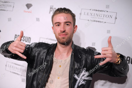 Stock Picture of Chris Pfaff aka Drama arrives at the 2012 Summer Lex Event presented by PacSun on in Los Angeles, CA