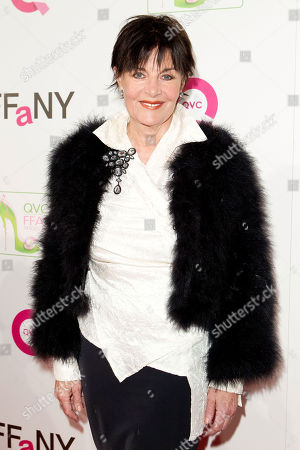 Stock Picture of October 22: Linda Dano attends the 19th Annual QVC 'FFANY Shoes On Sale' at The Waldorf=Astoria on in New York City