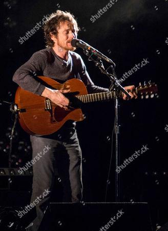 Damien Rice performs at the Tabernacle, in Atlanta