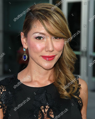 Editorial picture of LA Screening of I Give It A Year - Red Carpet, Los Angeles, USA - 1 Aug 2013