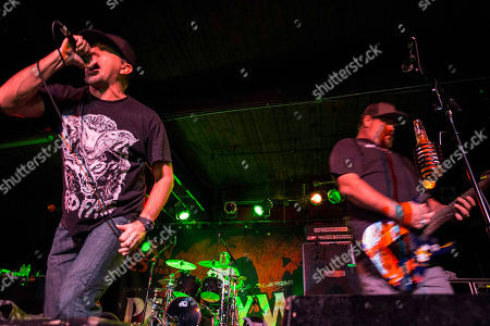 Editorial photo of Pennywise In Concert - , Atlanta, USA - 18 Jan 2015
