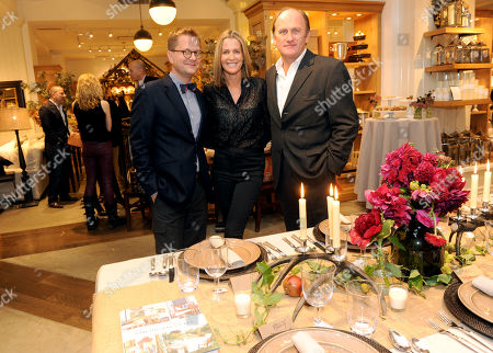 Editorial image of Pottery Barn hosts Nathan Turner Book Launch, New York, USA - 9 Oct 2012