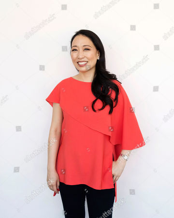 Editorial photo of Judy Joo Portrait Session, New York, USA - 14 Jun 2016