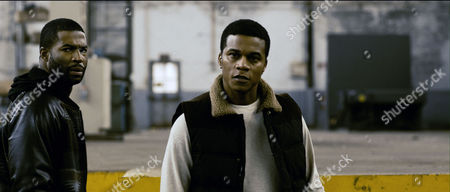 Robert Christopher Riley, Cory Hardrict