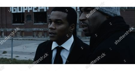 Cory Hardrict, Robert Christopher Riley