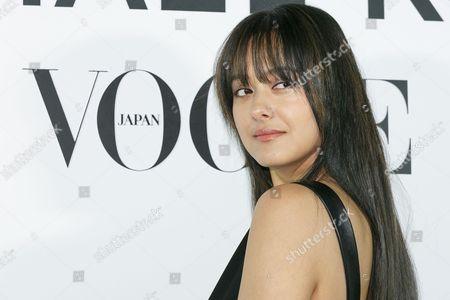 Stock Picture of Alisa Urahama