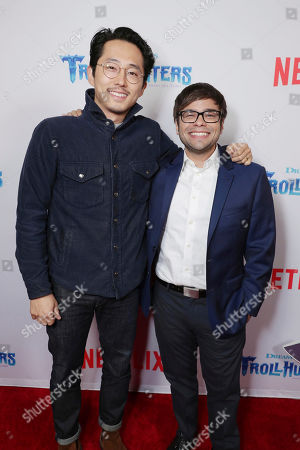 """Editorial image of Netflix Special Screening of DreamWorks """"Trollhunters"""", Los Angeles, USA - 7 Dec 2016"""
