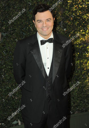 Seth MacFarlane at the 4th Annual Governors Awards in Los Angeles. Academy officials say Oscar host Seth MacFarlane will join actress Emma Stone to reveal the nominees for the 85th annual Academy Awards. This is the first time since 1972 that an Oscar host has participated in the nominations announcement. Charlton Heston was the only other show host to announce Oscar nominees. MacFarlane and Stone will reveal the contenders for the 85th annual Oscar show on Thursday from the Academy of Motion Picture Arts and Sciences' headquarters in Beverly Hills, Calif. The Academy Awards will be presented Feb. 24 at the Dolby Theatre in Los Angeles