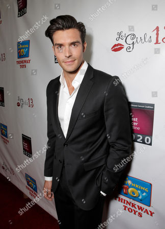 Peter Porte attends the National Breast Cancer Coalition Fund's 13th Annual Les Girls on in Hollywood, Calif