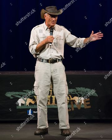 Editorial picture of Jack Hanna's Into the Wild Live!, Austin, Texas, USA - 12 Nov 2017