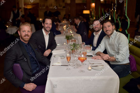 Stock Picture of Alistair Guy, Mark Saintwill, Nick Shephard and Bonniface Verney-Carron