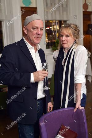 Ben Langlands and Amanda Levete