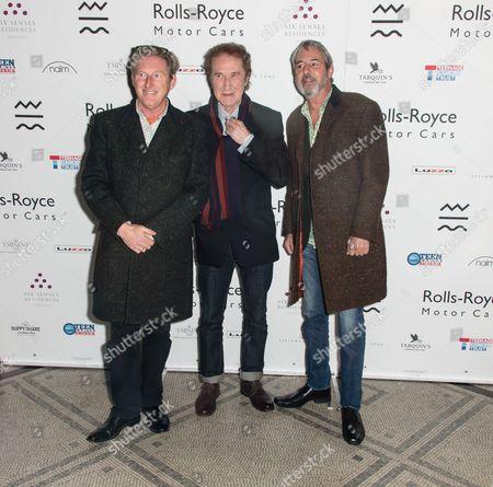 Ray Davies, Neil Morrissey