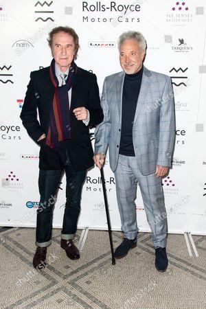 Ray Davies, Tom Jones