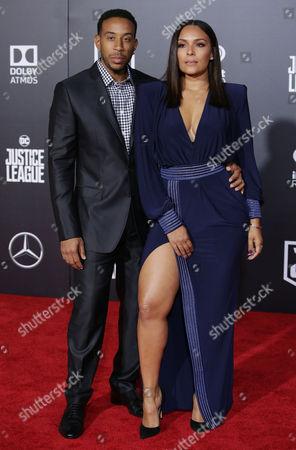Editorial image of 'Justice League' film premiere, Arrivals, Los Angeles, USA - 13 Nov 2017