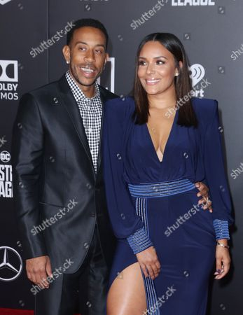 Editorial picture of 'Justice League' film premiere, Arrivals, Los Angeles, USA - 13 Nov 2017