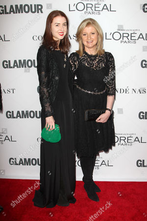 Editorial photo of GLAMOUR Women of the Year Awards 2017 - Red Carpet Arrivals, New York, USA - 13 Nov 2017