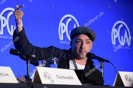 Chachi Senior speaks at the 8th Annual Produced By Conference presented by Producers Guild of America held at Sony Picture Studios, in Culver City, Calif