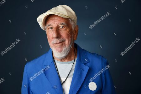 "Lou Adler, producer of the Fox movie ""Rocky Horror Picture Show,"" poses for a portrait during the 2016 Television Critics Association Summer Press Tour at the Beverly Hilton, in Beverly Hills, Calif"