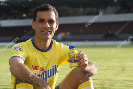 In this photo distributed, Nestle Nesquik partners with Rafa Márquez, captain of the Mexico National Soccer team and father of three, on a video to inspire kids to live out their greatest dreams in Guadalajara, Mexico. Nesquik ready-to-drink low fat chocolate milk provides electrolytes, calcium, potassium and sodium to help make your kid the all-star of each game. Studies suggest that low fat chocolate milk like Nesquik may contain the ideal 3:1 ratio of carbohydrates to protein an athlete needs to restore tired muscles after prolonged activity. Watch Rafa nourish possibilities here: https://youtu.be/VKZJEYEeHR8