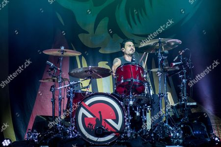 Prophets Of Rage - Brad Wilk (of Rage Against The Machine)