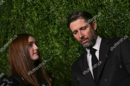 Liv Freundlich, Bart Freundlich. Liv Freundlich, left, and Bart Freundlich attend the Museum of Modern Art's 10th annual Film Benefit, presented by Chanel,, in New York