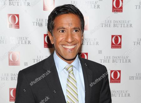 """Dr. Sanjay Gupta attends a special screening of """"Lee Daniels' The Butler"""" in New York. CNN said, that it is working to verify the identity of the Nepalese patient operated on this spring by medical correspondent Gupta, following a published report that said Gupta mistakenly told viewers that he had treated someone else"""