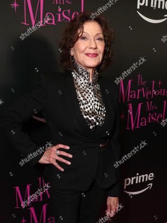 Stock Photo of Kelly Bishop