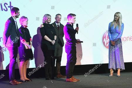 f98bf20c33c ... Virgin Money Giving Mind Media Awards at Odeon Leicester Square. Nov  13