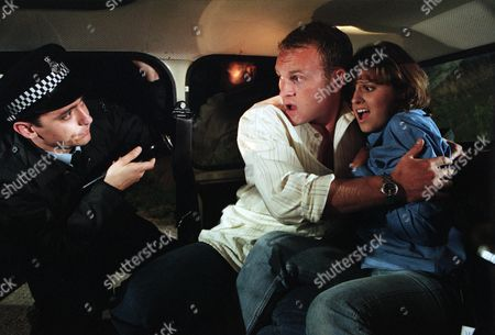 Ep 2267 Thursday 9th October 1997  Linda and Biff can't keep their hands off each other and stop off in a lover lane for a bit of hanky-panky. But just as their passions rise there's a knock on the car door from a passing policeman - With Biff Fowler, as played by Stuart Wade ; Linda Fowler, as played by Tonicha Jeronimo.