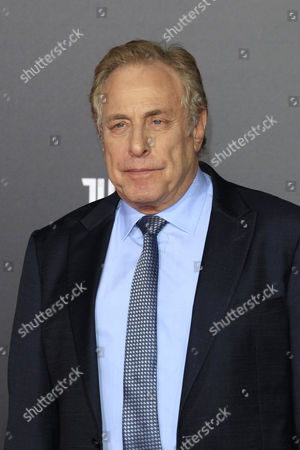 US producer Chuck Roven arrives for the World Premiere of Justice League at the Dolby Theater in Los Angeles, California, USA, 13 November 2017 (issued 14 November 2017). The movie opens in the US 17 November 2017.