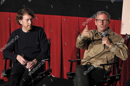 Chris Smith and Spike Jonze