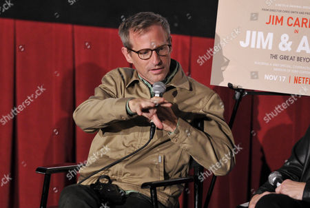 Editorial picture of Netflix 'Jim & Andy: The Great Beyond' special screening and Q&A at AFI Fest 2017, Los Angeles, 13 November 2017