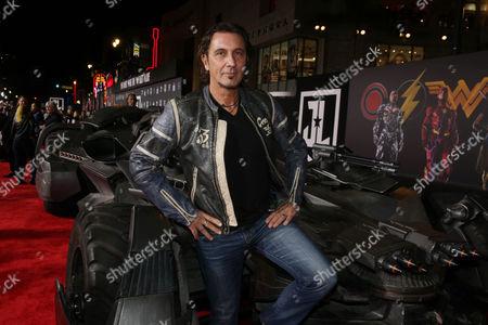 Patrick Tatopoulos, Production Designer