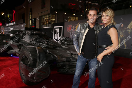 Patrick Tatopoulos, Production Designer, and McKenzie Westmore